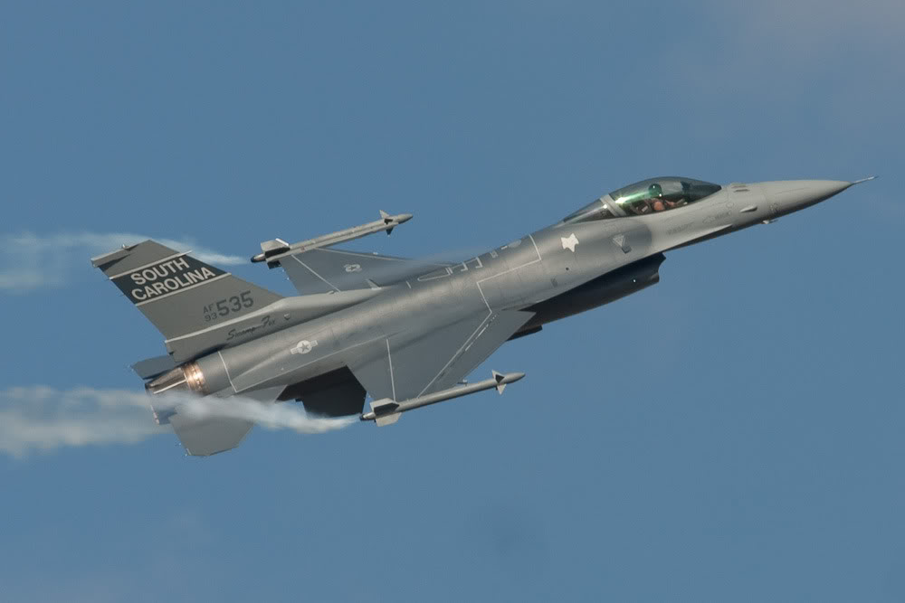 General Dynamics F-16C Fighting Falcon, US Air Force, Marrakech-Menara