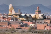 C-130H at Marrakech
