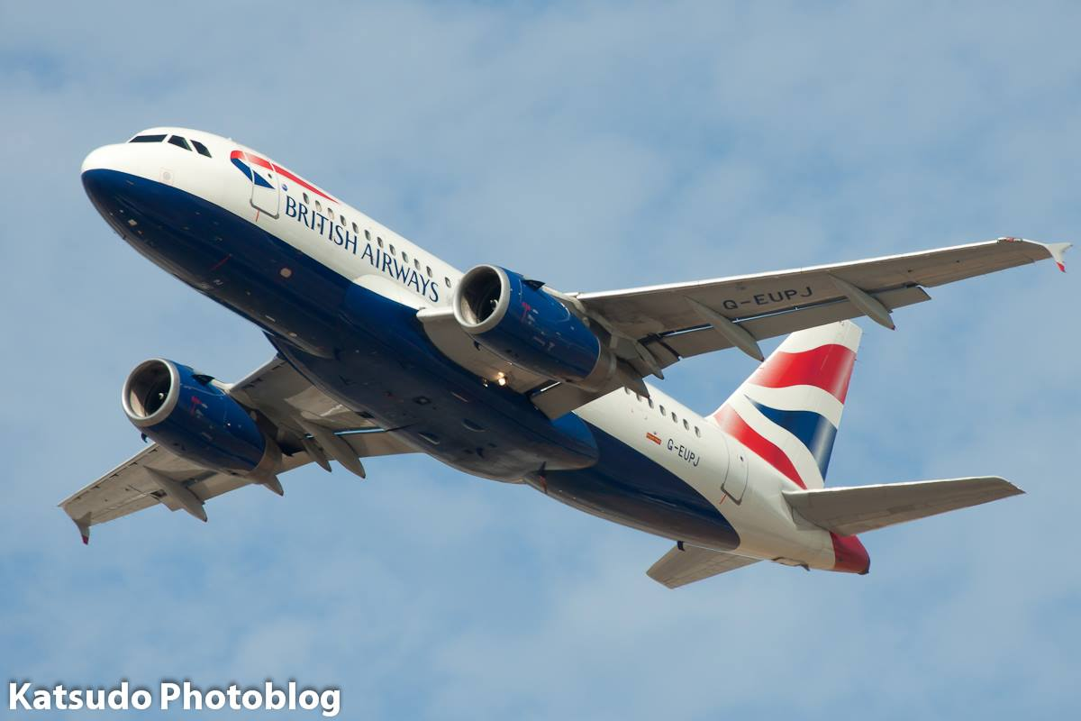 Airbus A.320, British Airways, Heathrow