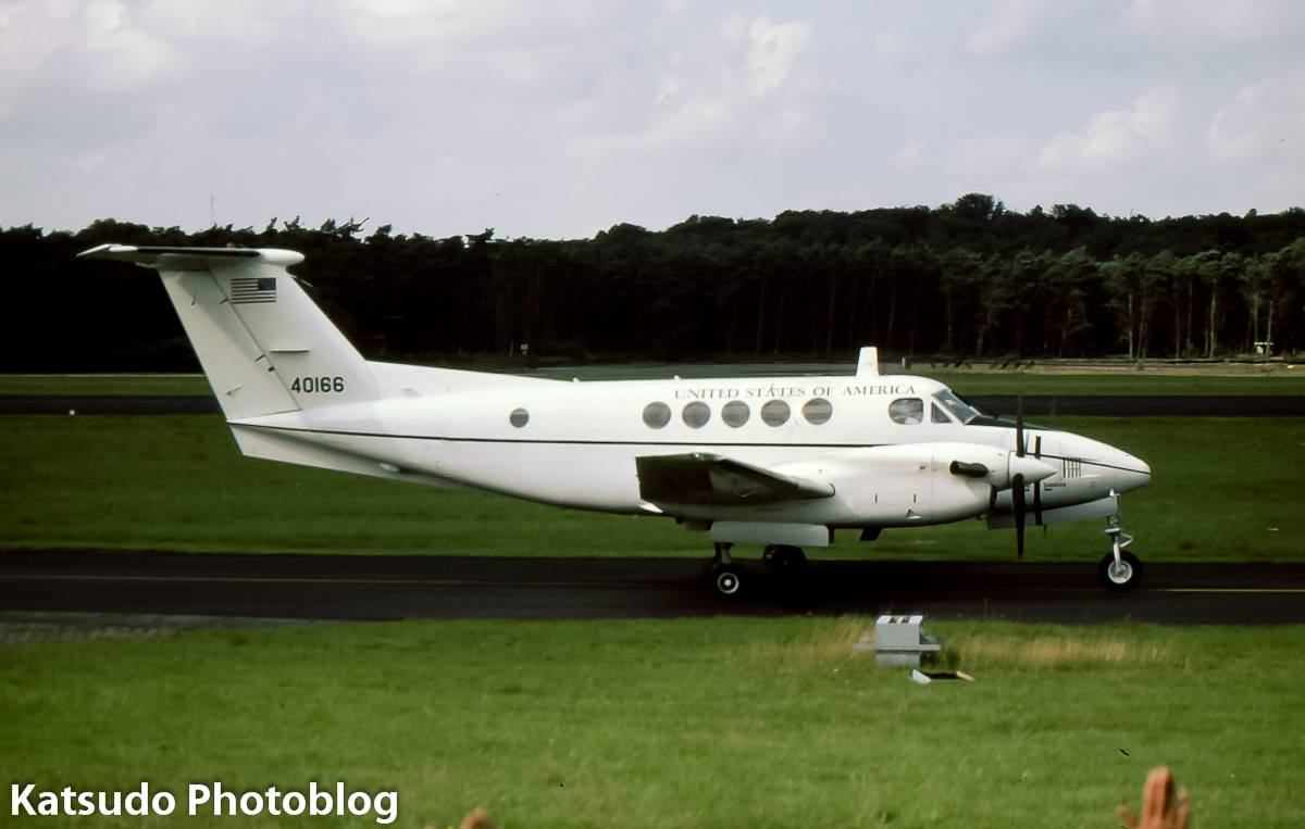 Beechcraft C-12F, US Air Force, Soesterberg