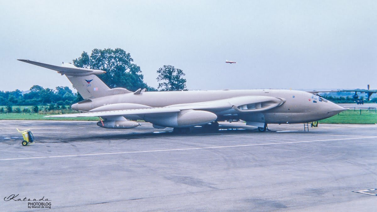 Handley Page Victor, Royal Air Force, Fairford