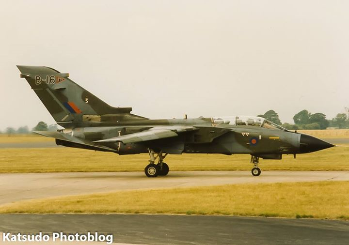 Panavia Tornado, Royal Air Force, RAF Cottesmore