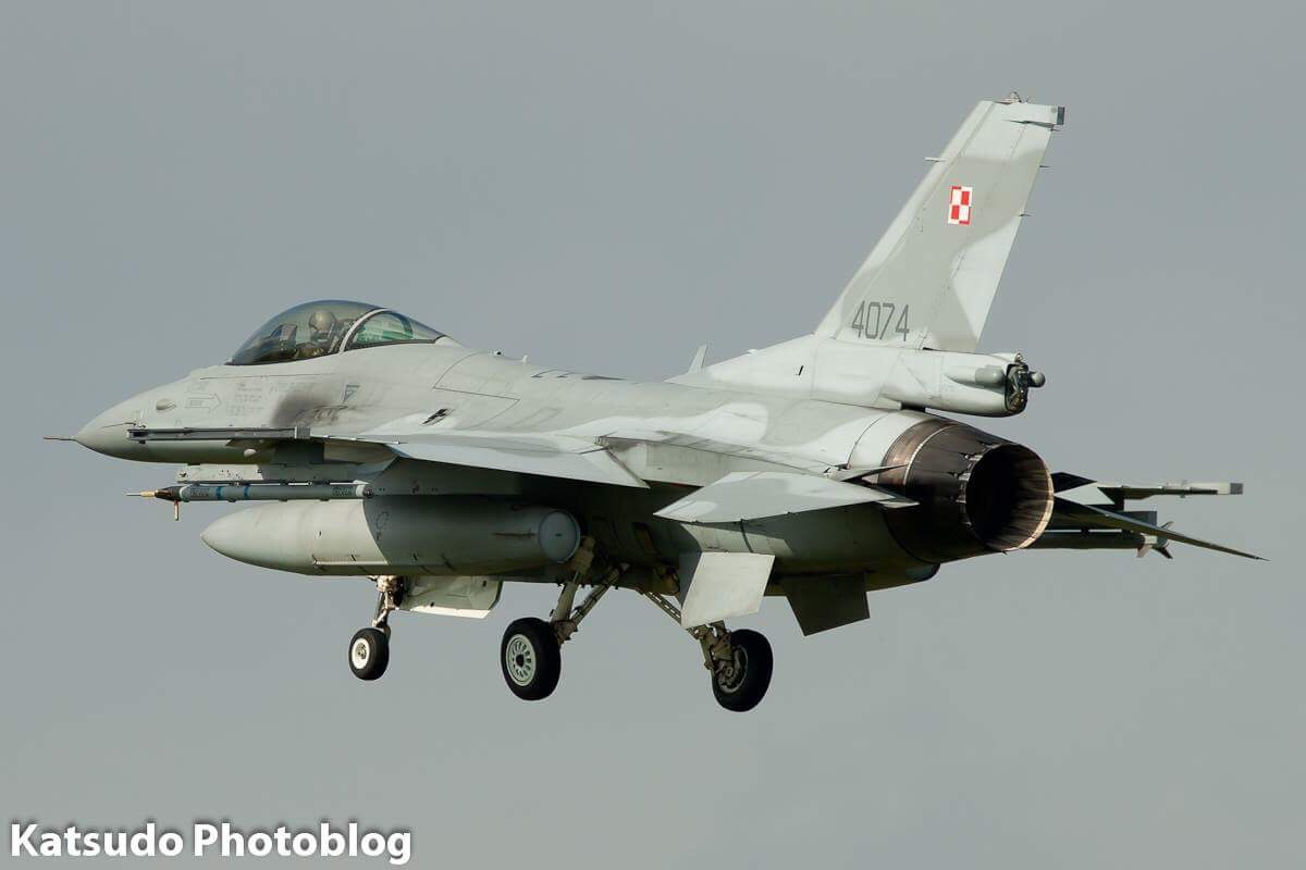 General Dynamics F-16C Fighting Falcon, PWL, Leeuwarden