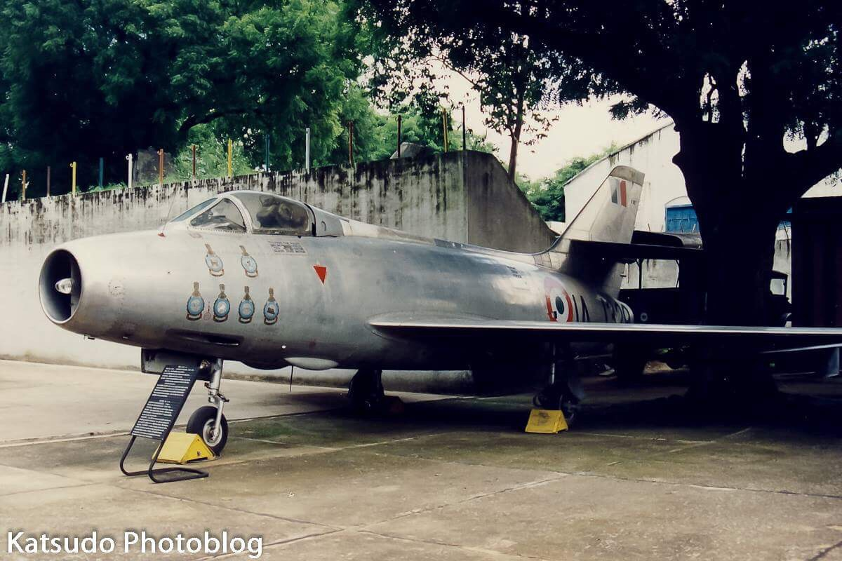 Dassault Mystere IV A, Indian Air Force, Delhi
